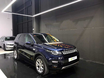 LAND ROVER Discovery Sport 2.2 REN0886