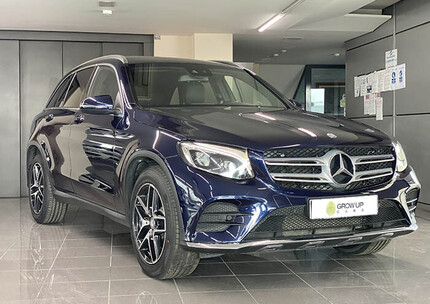 MERCEDES BENZ GLC 250 D